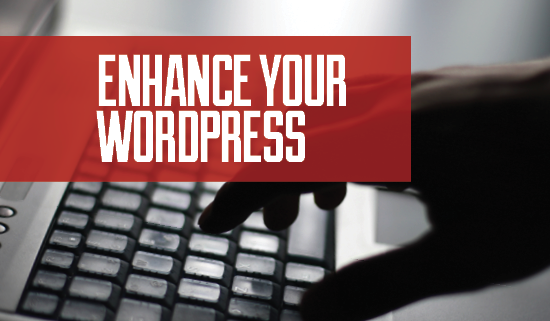 how to enhance your wordpress blog