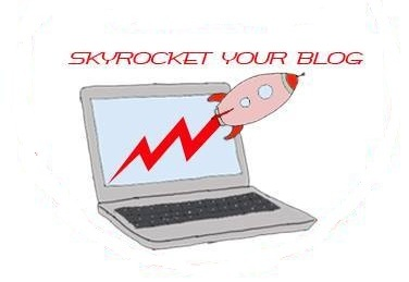 skyrocket your blog