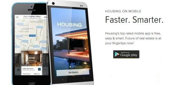 Property Search Android App