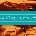 5 Best Blogging Practices for Accounting Firms