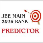 The Subtle Use of JEE Main Rank Predictor 2016
