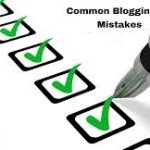 3 Common Blogging Mistakes And How To Fix Them