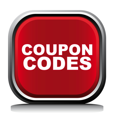 save big with coupon codes