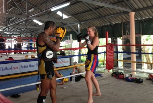 Muay Thai Business