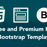 Top 5 Place To Download Best Bootstrap Website Templates