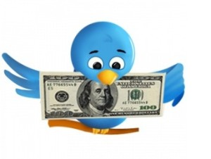 making money on twitter