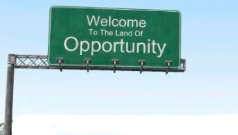 blogging land of opportunity