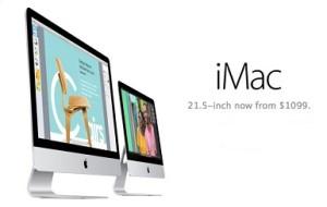 new cheaper iMac