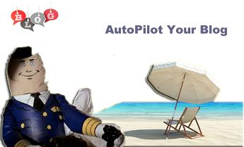Autopilot your blog