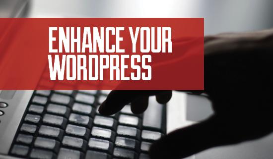 how to enhance your wordpress blog