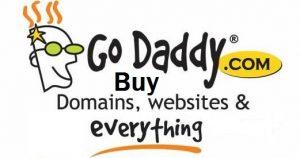 Buy domain from godaddy