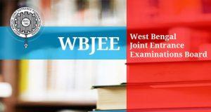 WBJEE Exam