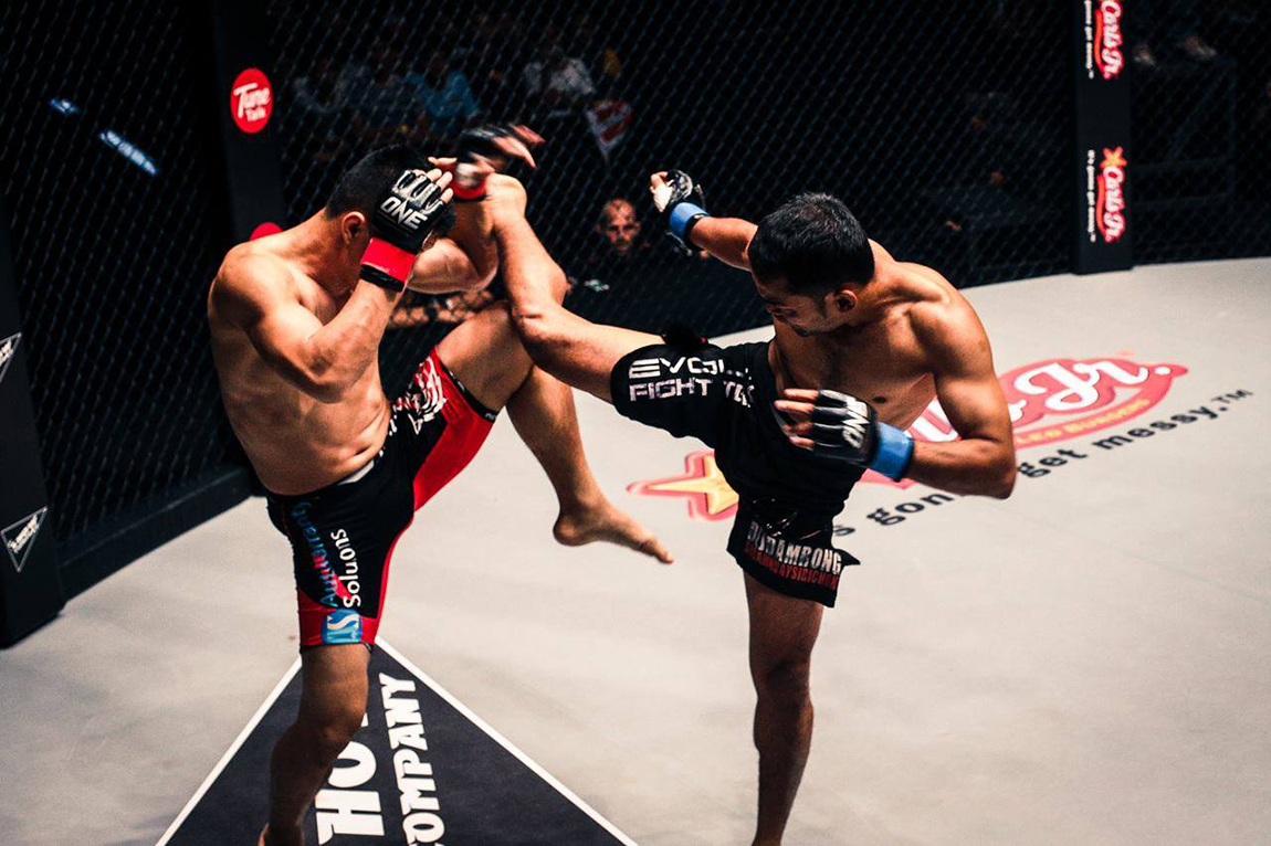 Muay Thai and social media marketing