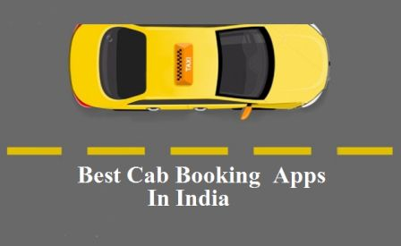 Best cab booking apps in India