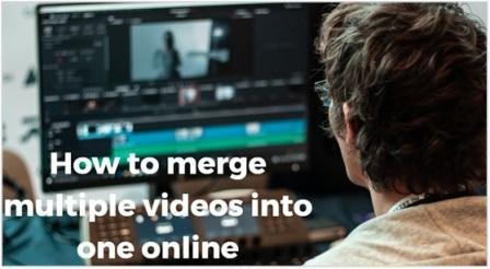 Merge Multiple videos